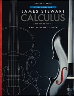 Multivariable Calculus – James Stewart – 8th Edition