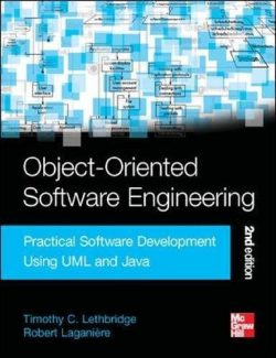 Object-Oriented Software Engineering - Timothy C. Lethbridge, Robert Laganière - 2nd Edition 20