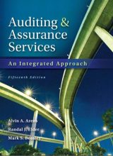 Auditing and Assurance Services - Alvin A. Arens, Randal J. Elder, Mark S. Beasley - 15th Edition 73