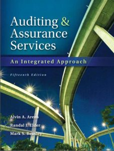 Auditing and Assurance Services – Alvin A. Arens, Randal J. Elder, Mark S. Beasley – 15th Edition