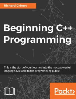 Beginning C++ Programming – Richard Grimes – 1st Edition