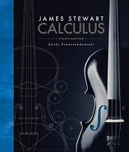 Calculus Early Transcendentals – James Stewart – 8th Edition