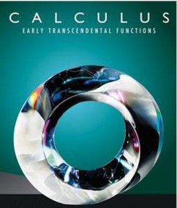 Calculus Early Transcendental Functions – Ron Larson, Bruce Edwards – 6th Edition