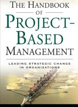 The Handbook of Project-Based Management - J. Rodney Turner - 3rd Edition 74
