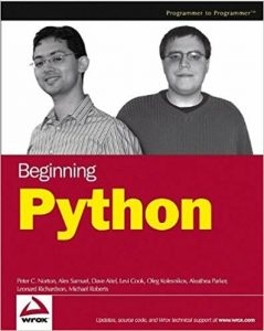 Beginning Python – Peter C. Norton – 1st Edition