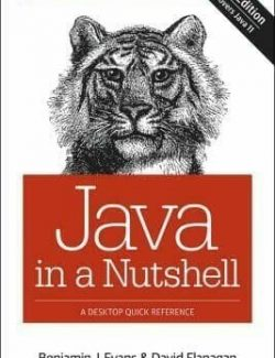 Java in a Nutshell – Benjamin J. Evans, David Flanagan – 6th Edition