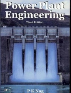 Power Plant Engineering – P. K. Nag – 3rd Edition