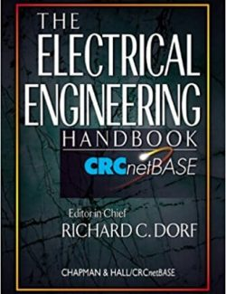 The Electrical Engineering Handbook – Richard C. Dorf – 1st Edition