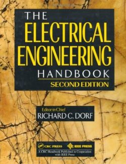 The Electrical Engineering Handbook – Richard C. Dorf – 2nd Edition