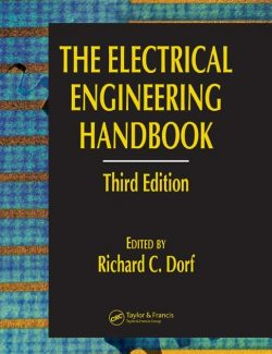 The Electrical Engineering Handbook – Richard C. Dorf – 3rd Edition