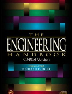 The Engineering Handbook - Richard C. Dorf - 1st Edition 20
