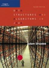 Data Structures And Algorithms in Java - Adam Drozdek - 2nd Edition 73