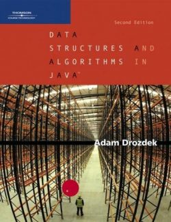 Data Structures And Algorithms in Java - Adam Drozdek - 2nd Edition 20