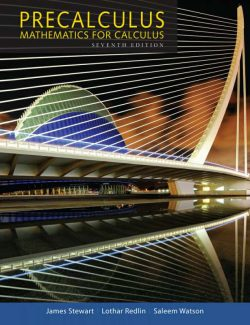 Precalculus: Mathematics for Calculus - James Stewart - 7th Edition 20