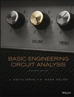 Basic Engineering Circuit Analysis - J. David Irwin, Robert M. Nelms - 11th Edition 20
