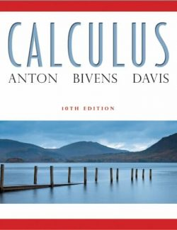 Calculus - Howard Anton, Irl Bivens, Stephen Davis - 10th Edition 23