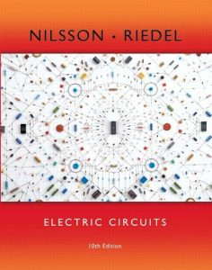 Electric Circuits – James W. Nilsson – 10th Edition