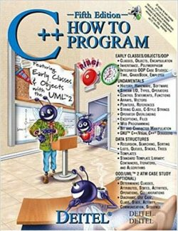 C++ How to Program – Deitel & Deitel – 5th Edition