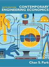Contemporary Engineering Economics - Chan S. Park - 5th Edition 75