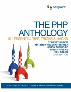 The PHP Anthology – Davey Shafik – 2nd Edition