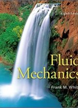 Fluid Mechanics - Frank White - 8th Edition 75