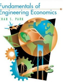 Fundamentals of Engineering Economics – Chan S. Park – United States Ed