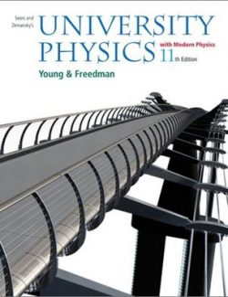 University Physics Vol.2 - Sears, Zemansky's - 11th Edition 26