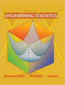 Engineering Statistics – Douglas C. Montgomery – 4th Edition
