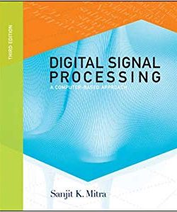 Digital Signal Processing: A Computer-Based Approach- Sanjit Mitra - 3rd Edition 20