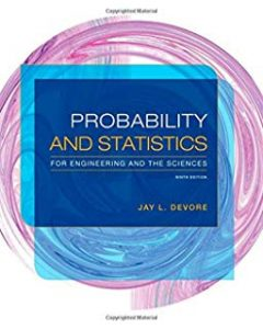 Probability & Statistics for Engineering and the Sciences - Jay L. Devore - 6th Edition 22