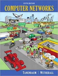 Computer Networks – Andrew S. Tanenbaum – 5th Edition