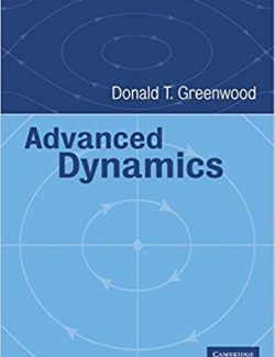 Advanced Dynamics – Donald T. Greenwood – 1st Edition
