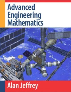 Advanced Engineering Mathematics – Alan Jeffrey – 1st Edition