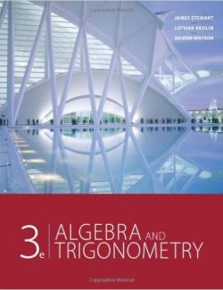 Algebra and Trigonometry - James Stewart, Lothar Redlin, Saleem Watson - 3rd Edition 20
