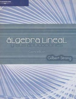 Linear Algebra and Its Applications – Gilbert Strang – 4th Edition