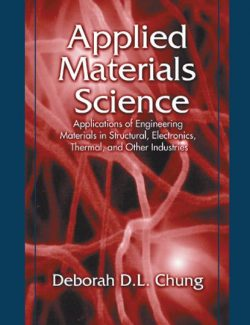 Applied Materials Science - Deborah D.L. Chung - 1st Edition 25