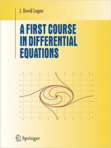 Applied Partial Differential Equations – David L. Logan – 1st Edition