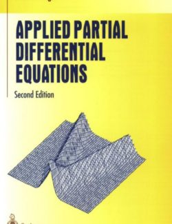 Applied Partial Differential Equations - David L. Logan - 2nd Edition 25