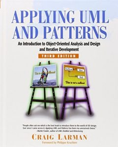 Applying UML and Patterns – Craig Larman – 2nd Edition