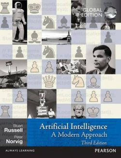 Artificial Intelligence – Stuart Russell, Peter Norvig – 3rd Edition