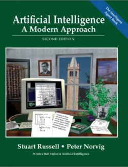 Artificial Intelligence – Stuart Russell, Peter Norvig – 2nd Edition