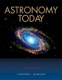 Astronomy Today – Steve McMillan – 5th Edition