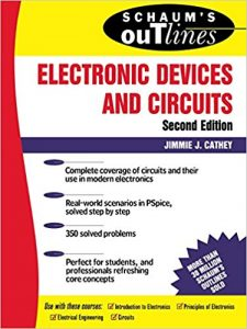Basic Electrical Engineering (Schaum) – Jimmie J. Cathey – 1st Edition