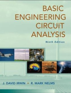 Basic Engineering Circuit Analysis – J. David Irwin – 9th Edition