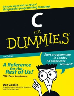 C for Dummies - Dan Gookin - 2nd Edition 24