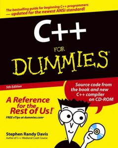 C++ for Dummies – Stephen Randy Davis – 5th Edition
