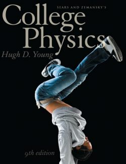 College Physics - Hugh D. Young - 9th Edition 25