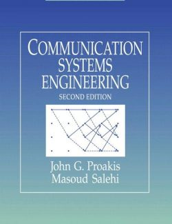 Communication Systems Engineering – John G.Proakis – 2nd Edition