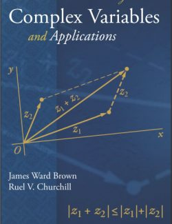 Complex Variables and Applications – James W. Brown, Ruel V. Churchill – 8th Edition