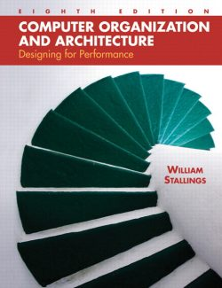 Computer Organization And Architecture - William Stallings - 8th Edition 25